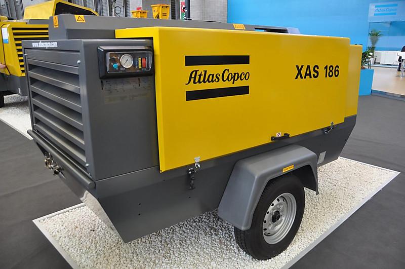 Компрессорна станция Atlas Copco XAS